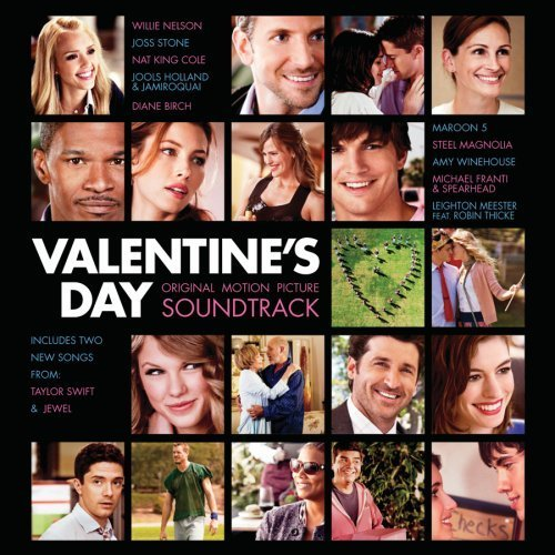 """This time with a new album soundtrack from the movie """"Valentine's Day"""" which"""